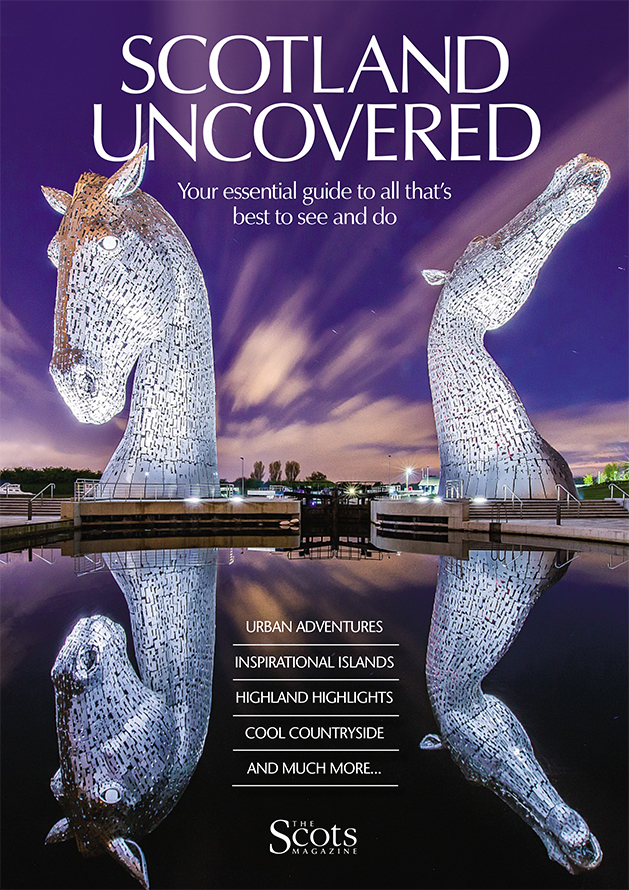 Scotland uncovered issue 1